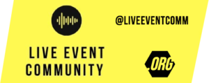The Live Event Community