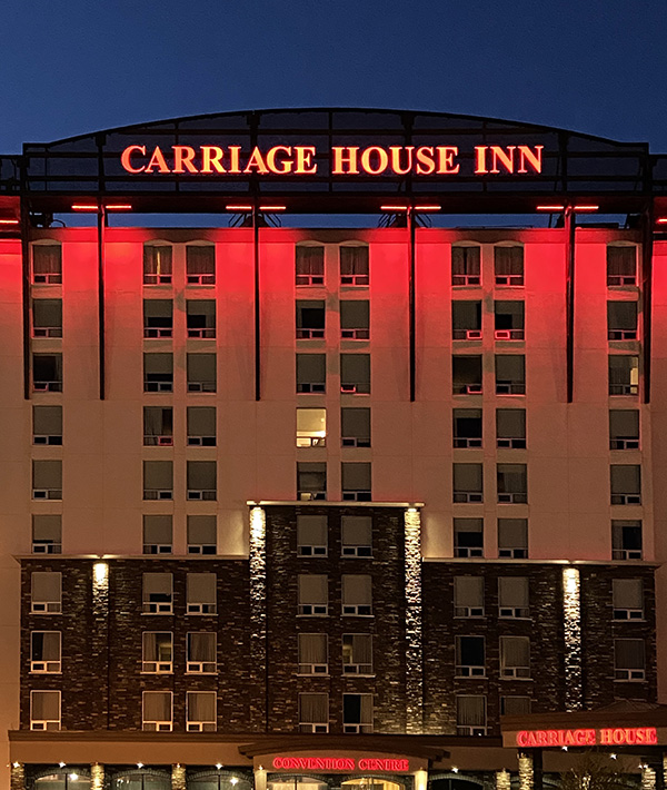 Carriage House Hotel Conference Centre